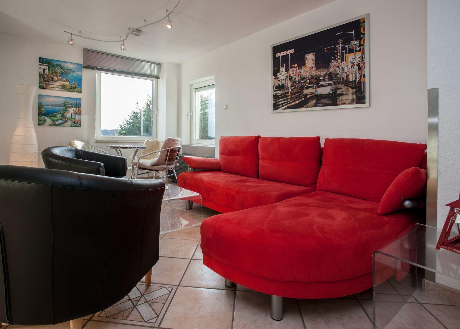 Ferienwohnung - Winterberger Straße 20-V