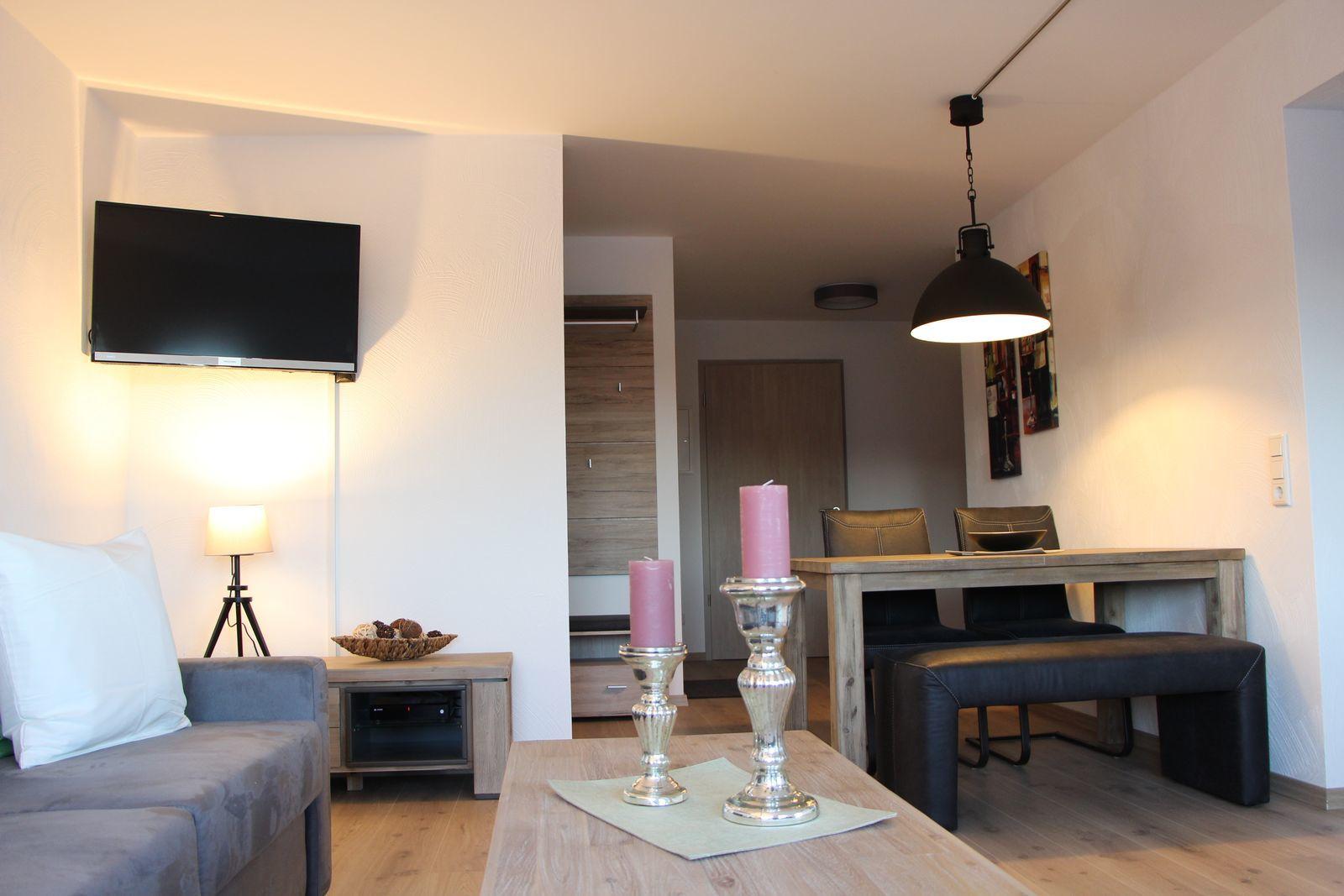 """Appartement - Buchenweg 13-W """"Kappenblick"""""""