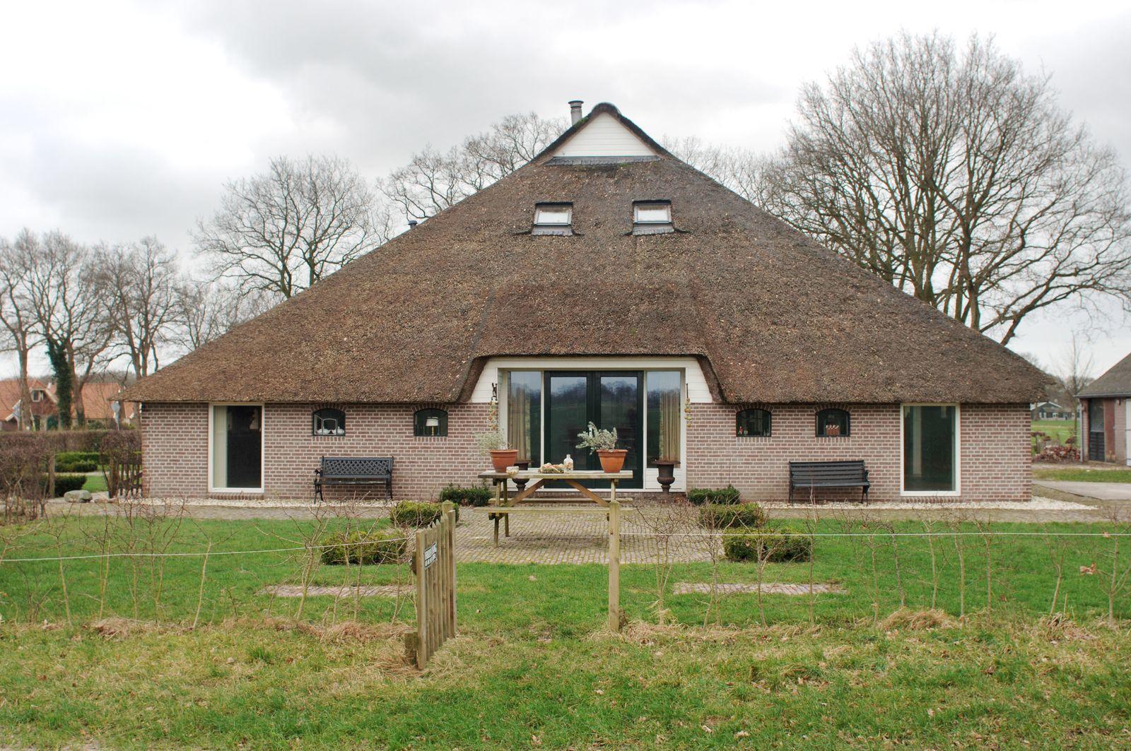 Boerderij 't Reestdal - vakantiehuis in Overijssel