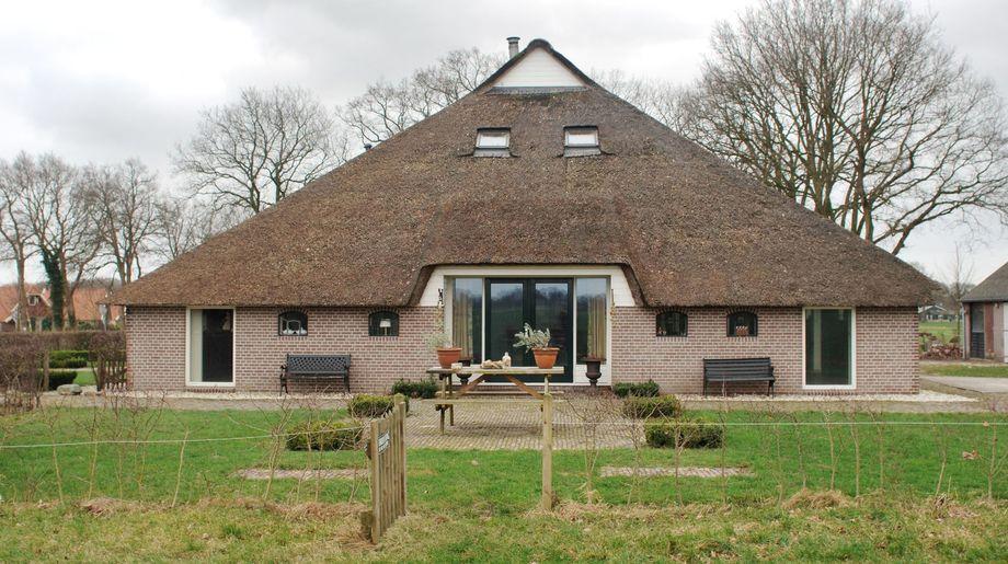 Boerderij 't Reestdal - familie vakantiehuis in Overijssel