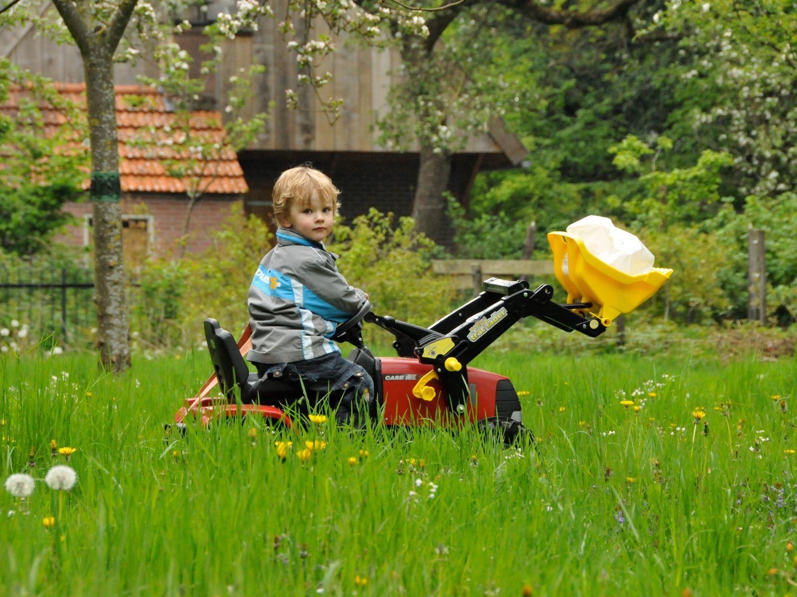 Drentse Erf - kindvriendelijk vakantiehuis op de boerderij