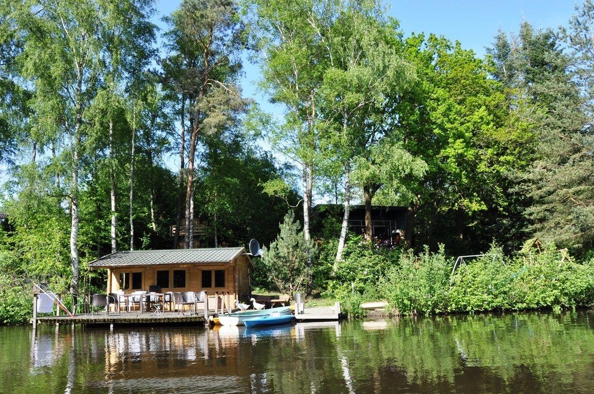 Afbeelding van Villa Vechtdal 1 vakantiehuis aan het water