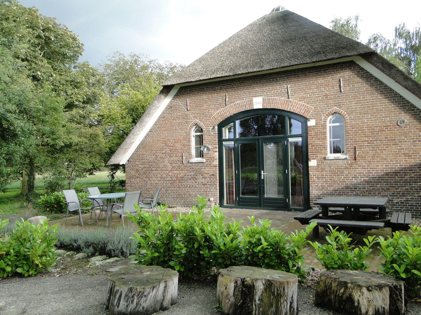 Boerderij IJselhoeve West - vakantiehuis Overijssel