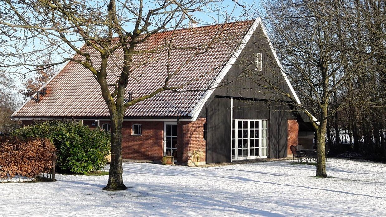 Afbeelding van Landgoed 4 Seizoenen Winterhuis voor een luxe wellness vakantie