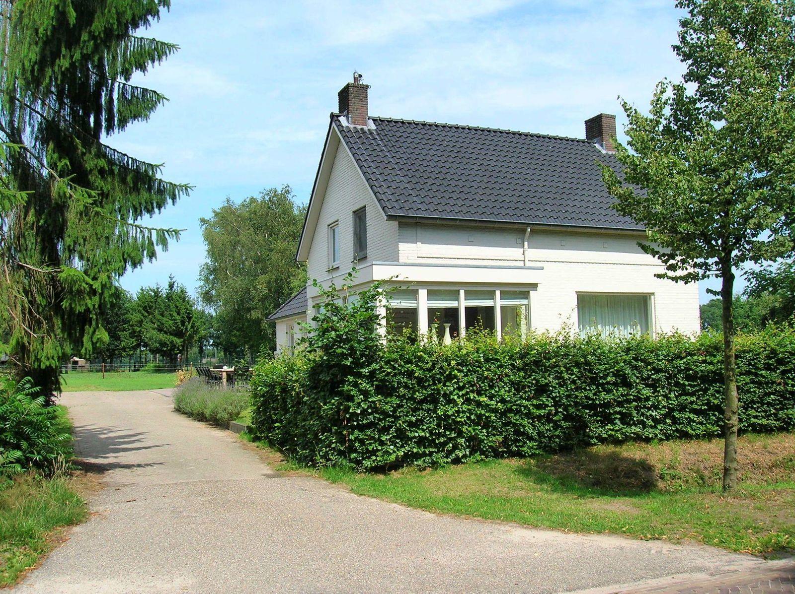 Leenderhuis Brabant - vakantiehuis voor groepen