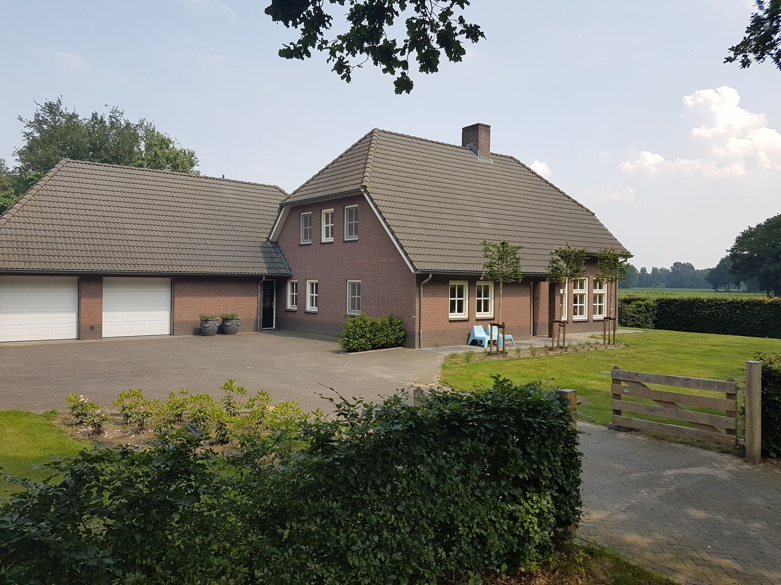 Afbeelding van Vergezicht groot en luxe vakantiehuis in Brabant
