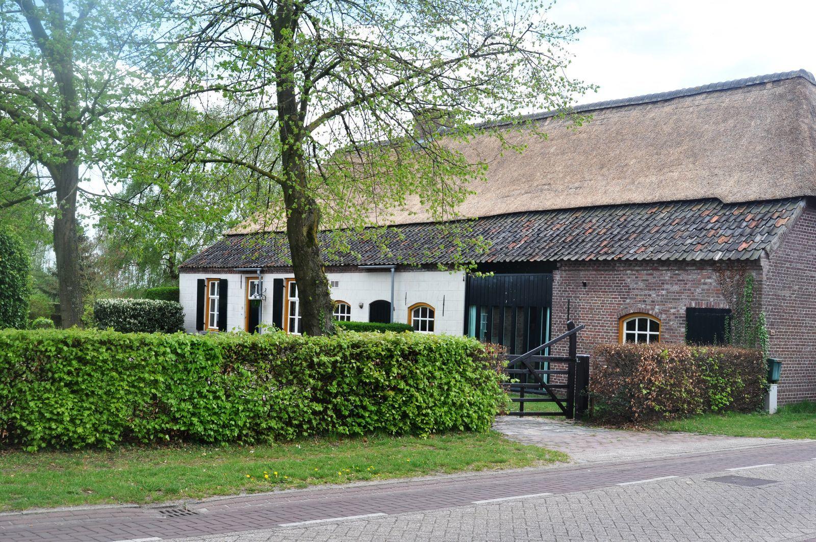 Boerenhuis - luxe en groot vakantiehuis in Brabant
