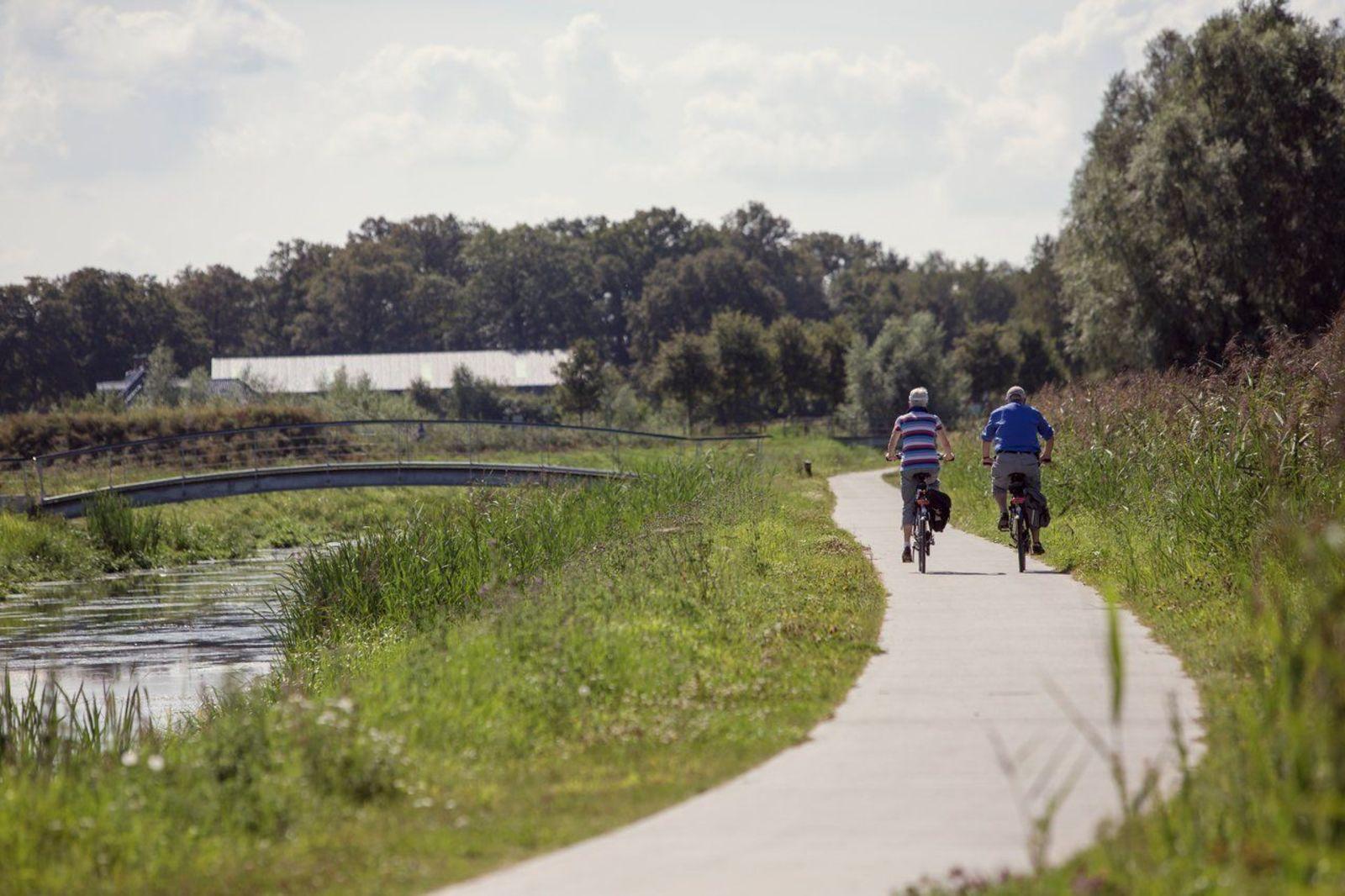 3 dagen fietsen in Twente 2019