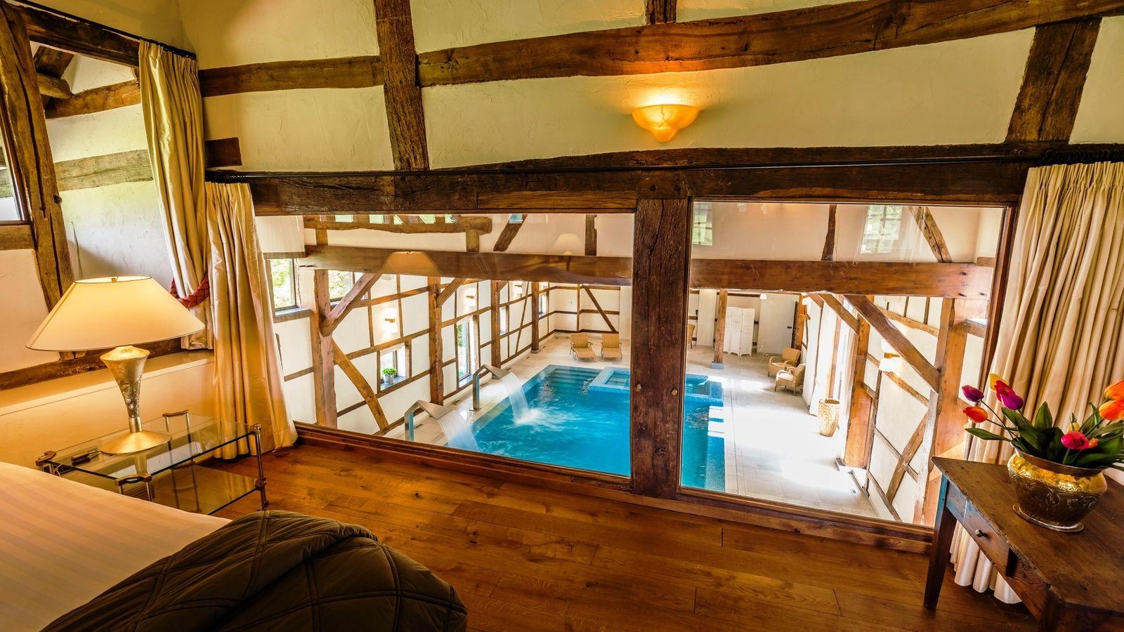 Afbeelding van Carrehoeve Schweiberg - exclusieve vakantievilla met zwembad en jacuzzi in Zuid-Limburg