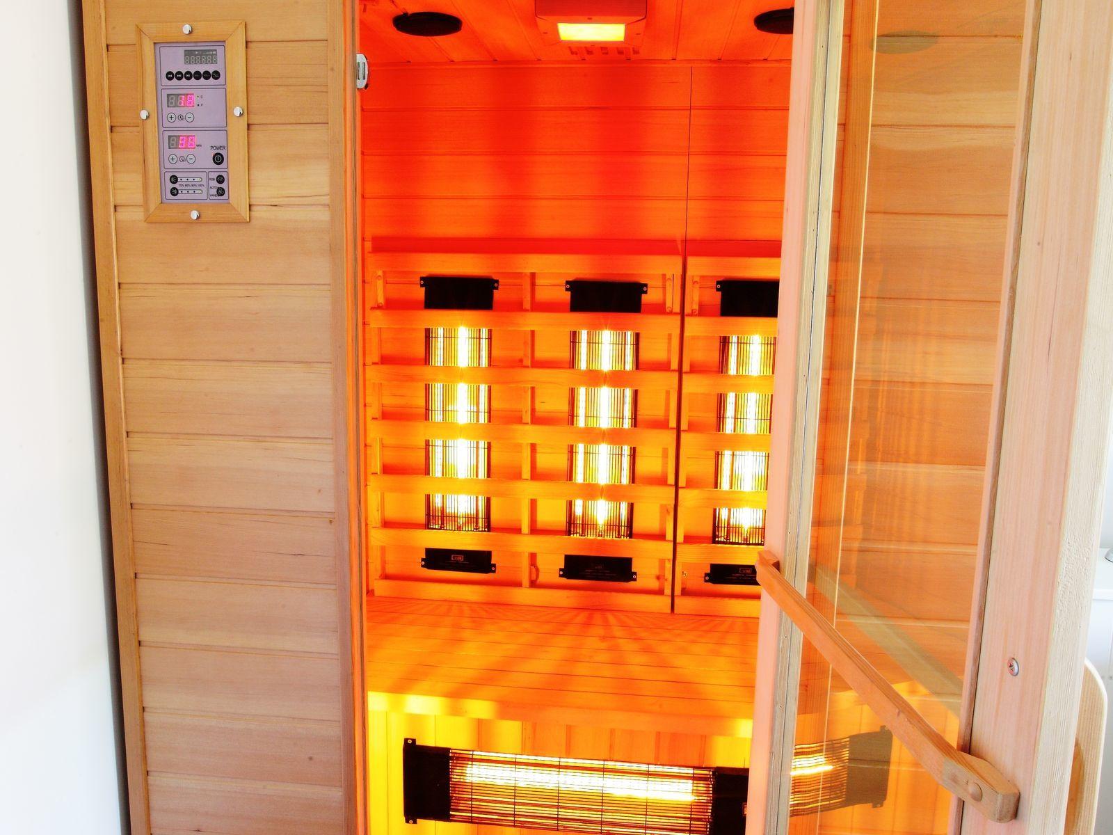 Landgoed St. Geertruid Notarisappel - luxe vakantiehuis met hottub en sauna in Limburg