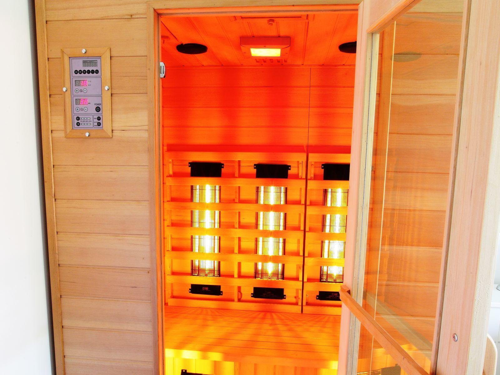 Landgoed St. Geertruid Comtesse de Paris - vakantiehuis in Limburg met sauna en hottub