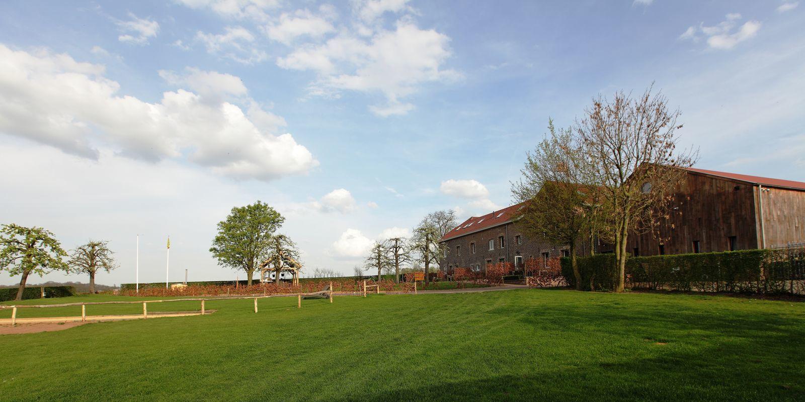 Landgoed St. Geertruid Loft Brederode - luxe vakantiehuis Zuid-L