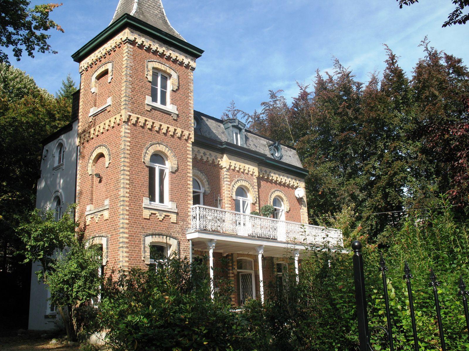 Afbeelding van Kasteelvilla Barisart - vakantiehuis voor groepen