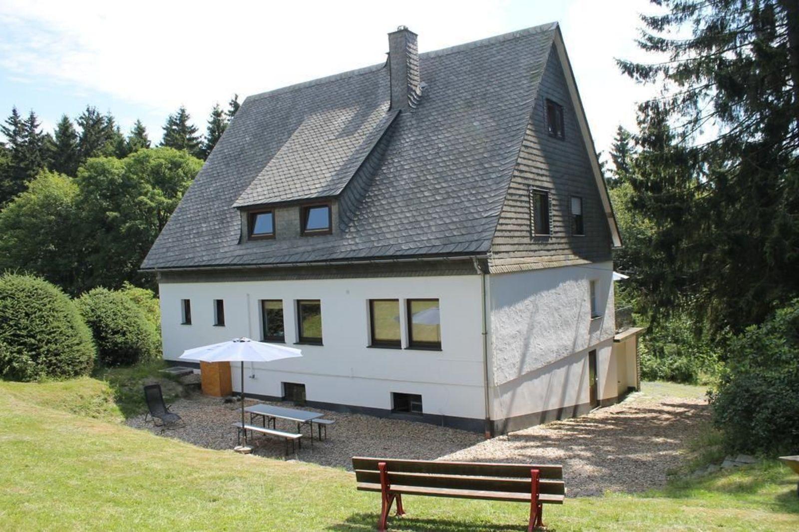 Landhuis Wilhelm - luxe vakantiehuis Winterberg