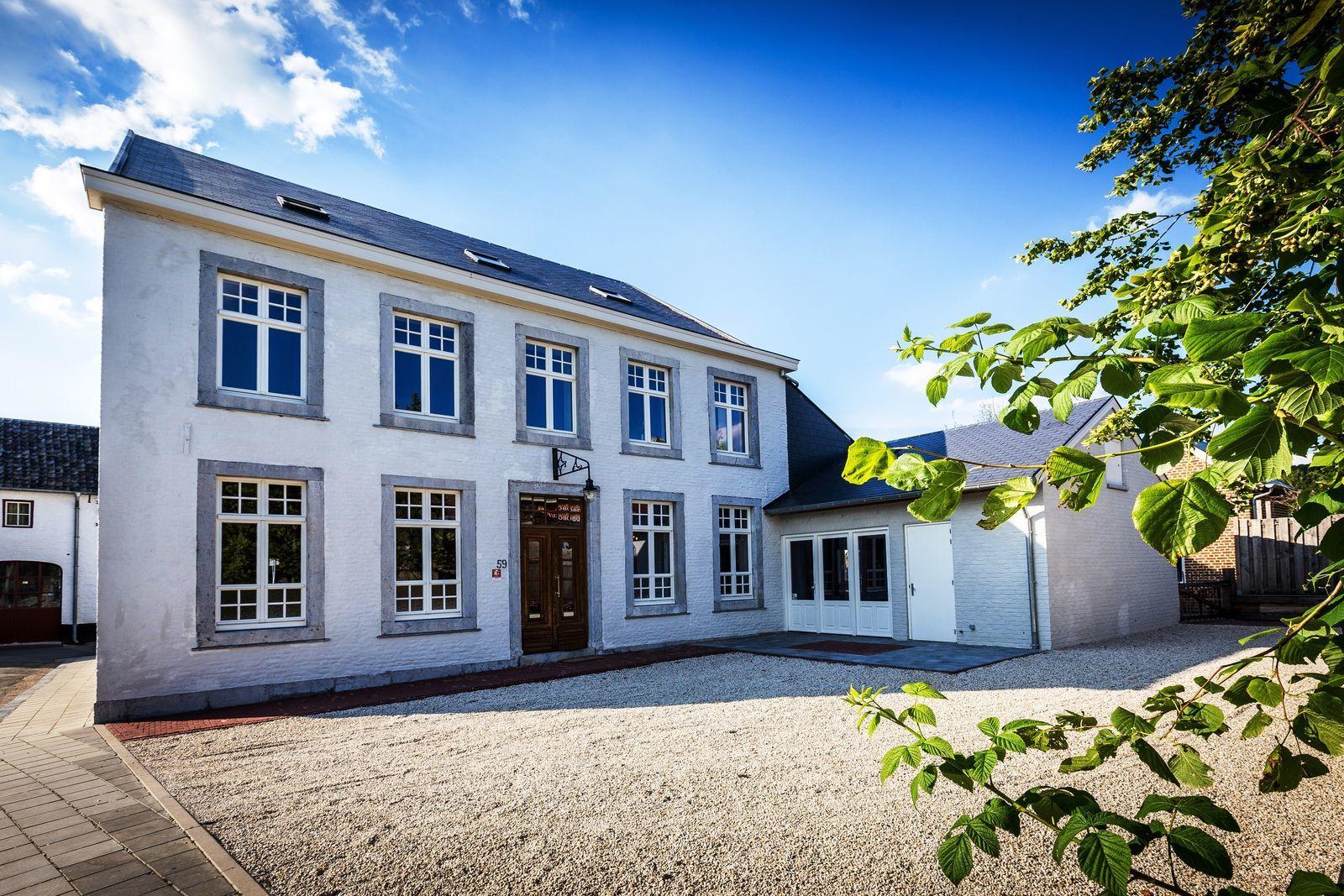 Burgemeester - luxe vakantiehuis voor groepen