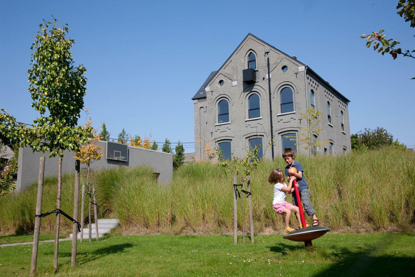 School in België