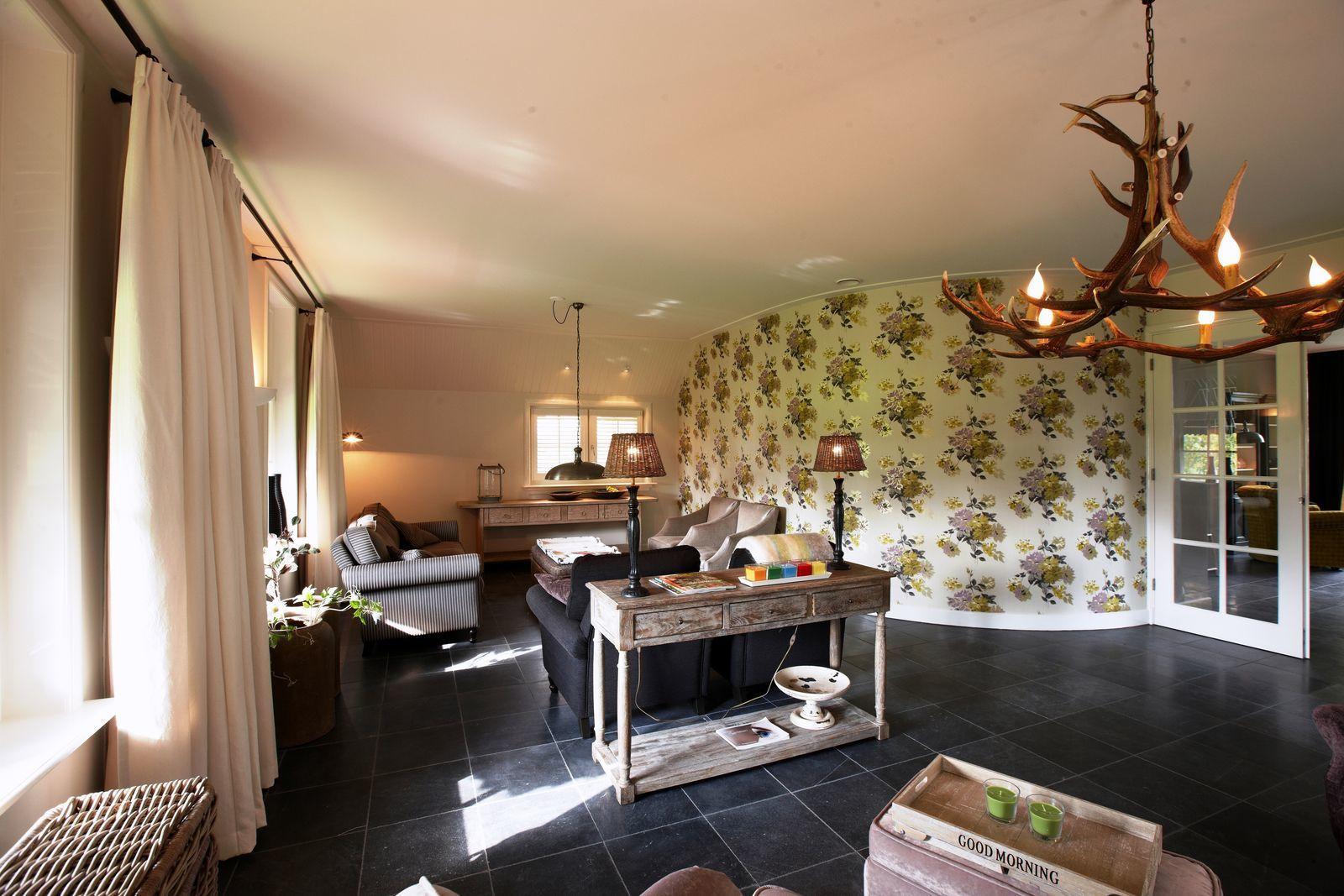 Boerderij Dekker luxe vakantiehuis bij Hellendoorn, Overijssel