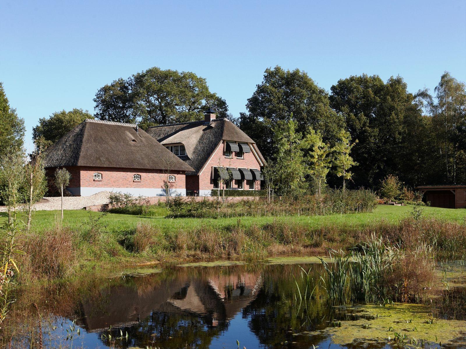 Afbeelding van Boerderij Dekker luxe vakantiehuis bij Hellendoorn, Overijssel