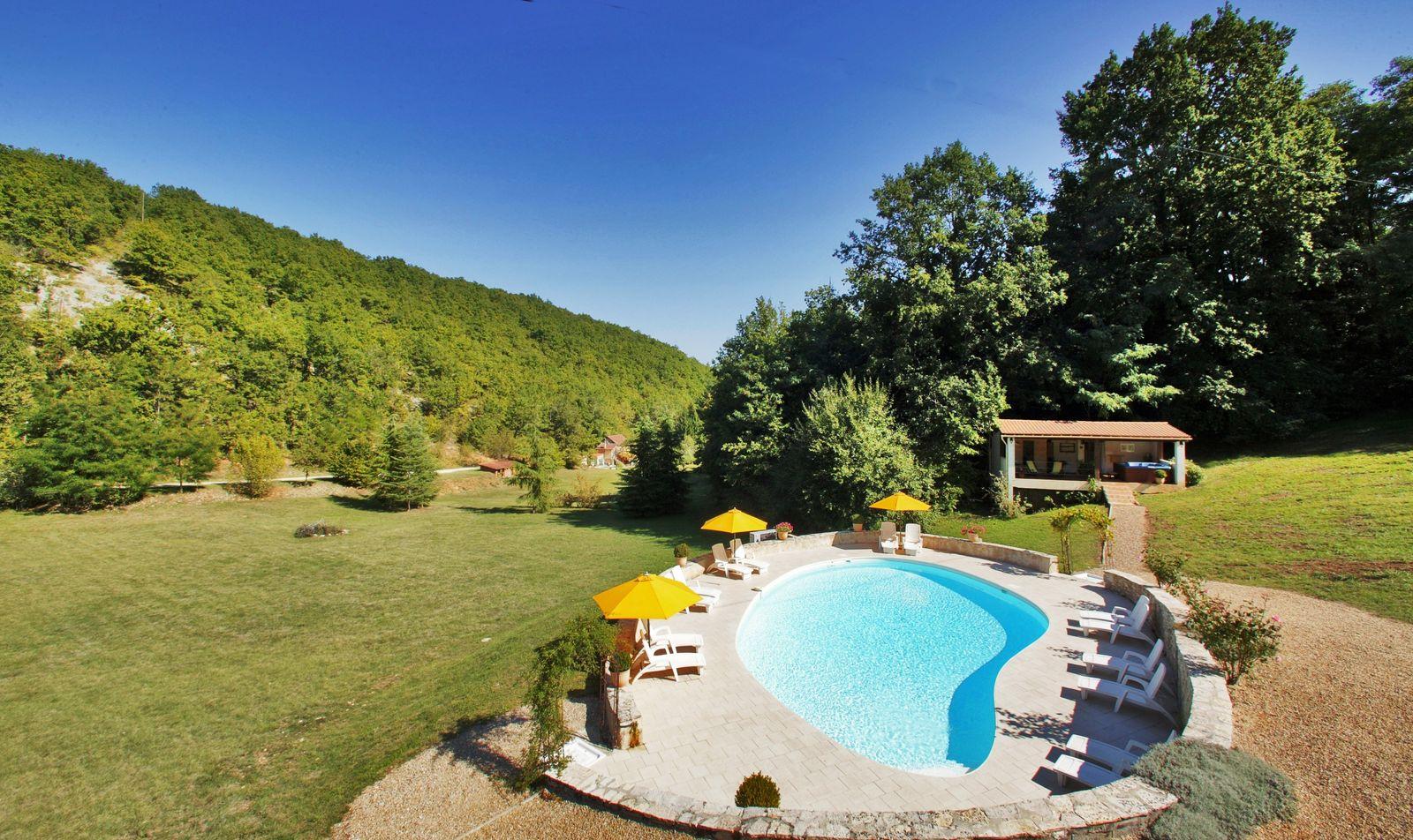 Afbeelding van La Nouvelle Source - Isabel vakantiehuis Frankrijk met zwembad