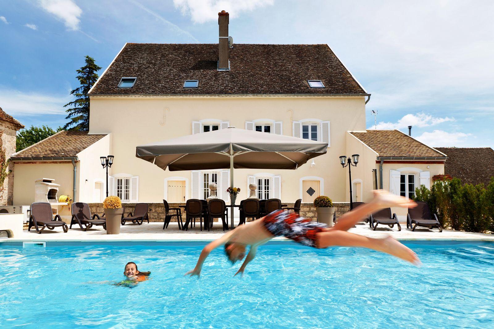 Afbeelding van Villa la Grande Dame - luxe vakantievilla in de Bourgogne - Frankrijk