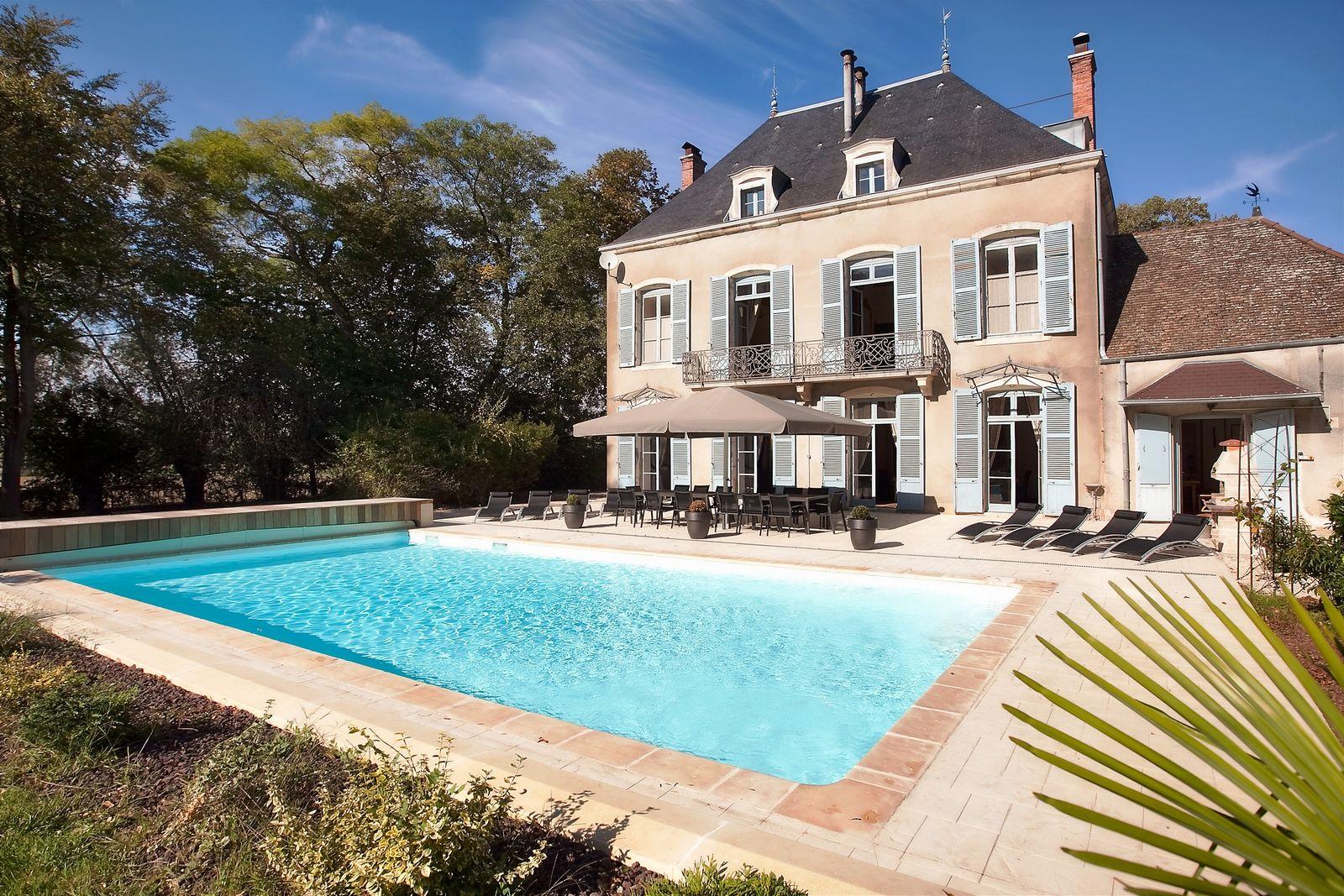 Afbeelding van Château le Kastel - luxe kasteelvakantie Frankrijk