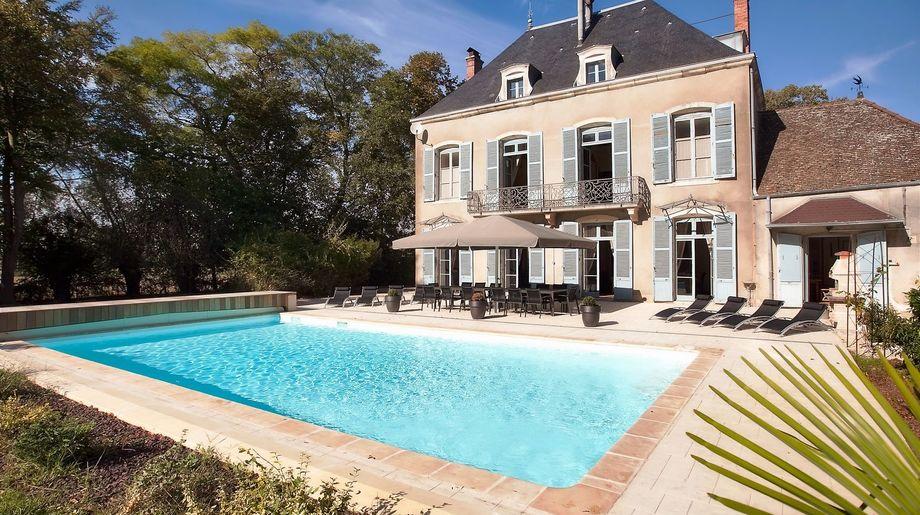 Chateau le Kastel - luxe kasteelvakantie Frankrijk