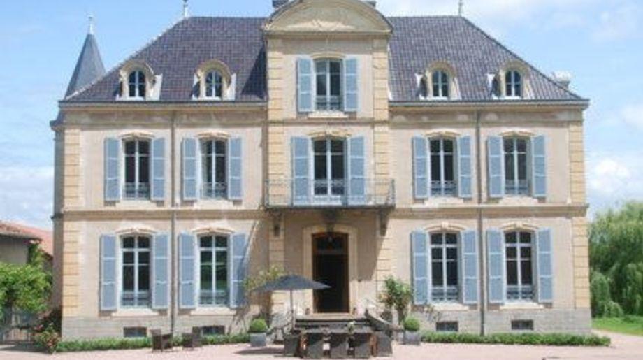 Domaine du Roi Francois - Chateau - kasteelvakantie Frankrijk