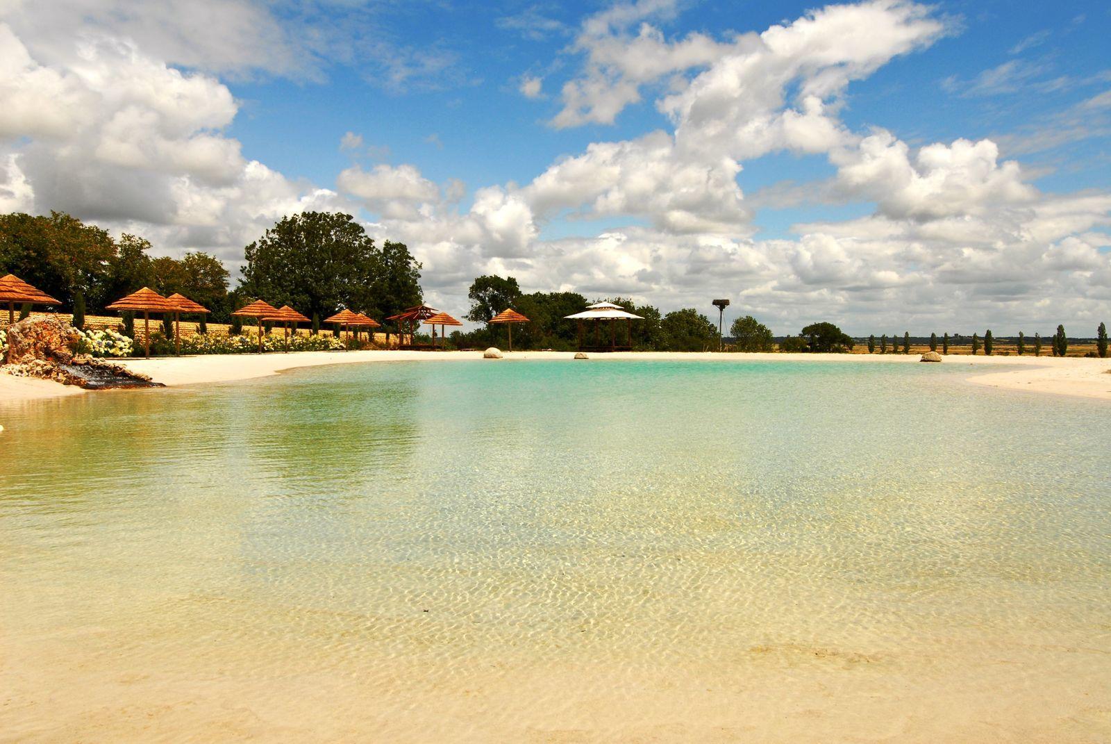 Domaine les Marées - 7. l'Iris des Marais luxe vakantievilla met zwembad in Frankrijk