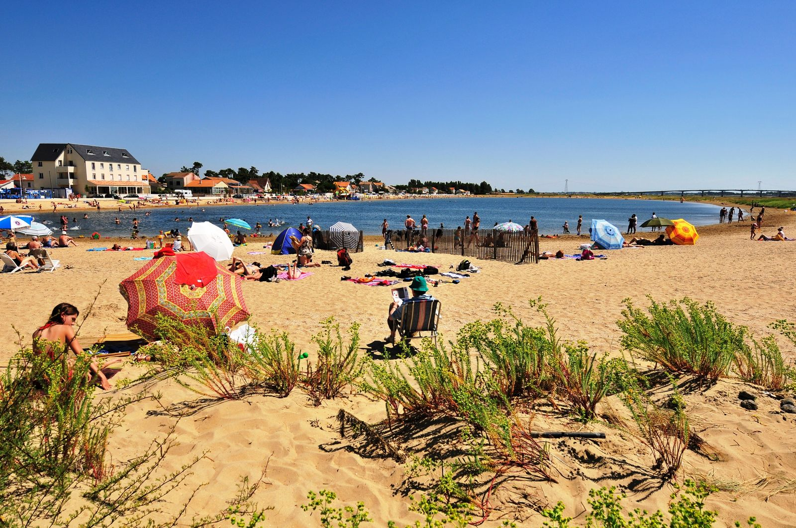 Afbeelding van Domaine les Marées - 8. Le Nid des Cigognes - vakantiehuizen in Frankrijk
