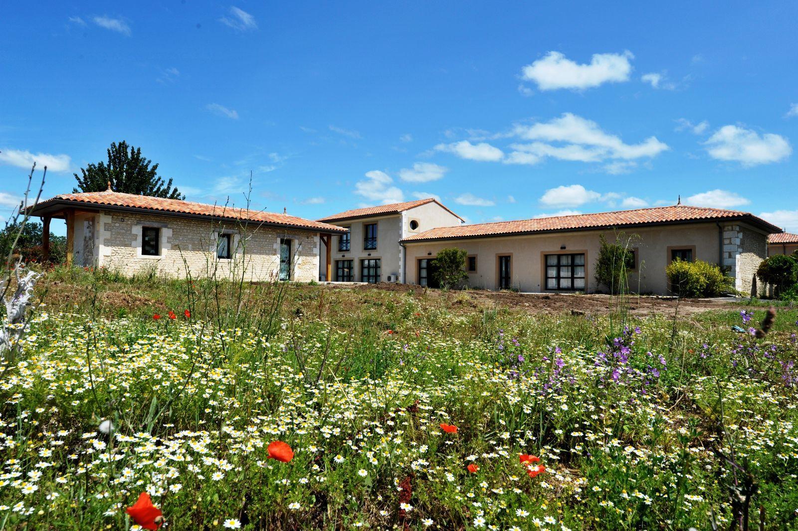 Domaine les Marées - 8. Le Nid des Cigognes - vakantiehuizen in Frankrijk