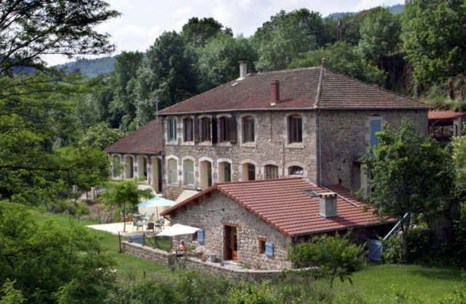 Zijdespinnerij - vakantiehuis Sophie