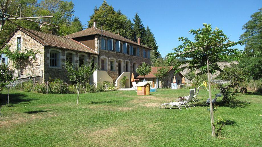 Vakantiehuis Zijdespinnerij Isabel - Ardeche - Frankrijk