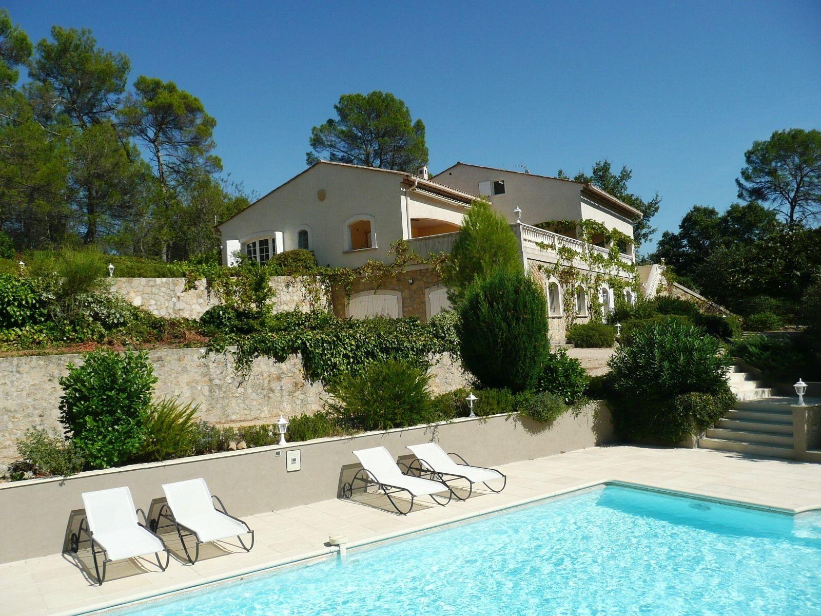 Afbeelding van Villa du Jean - groot vakantiehuis met zwembad in Frankrijk