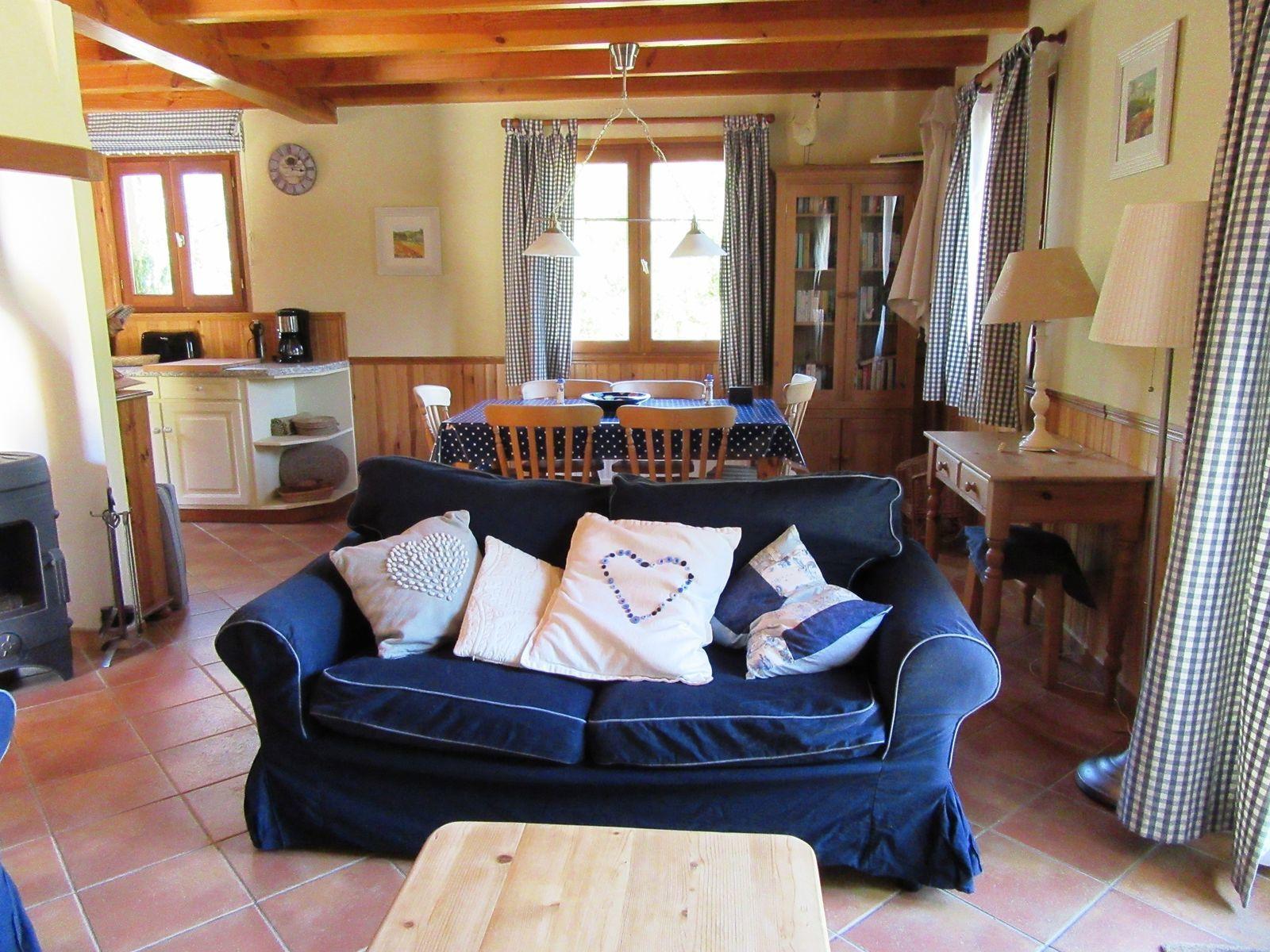 Souillac Country Club - chalet Perigord Confort - vakantiehuizen Frankrijk