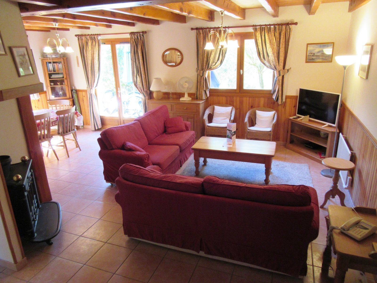 Souillac Country Club - chalet Lot Grand Confort