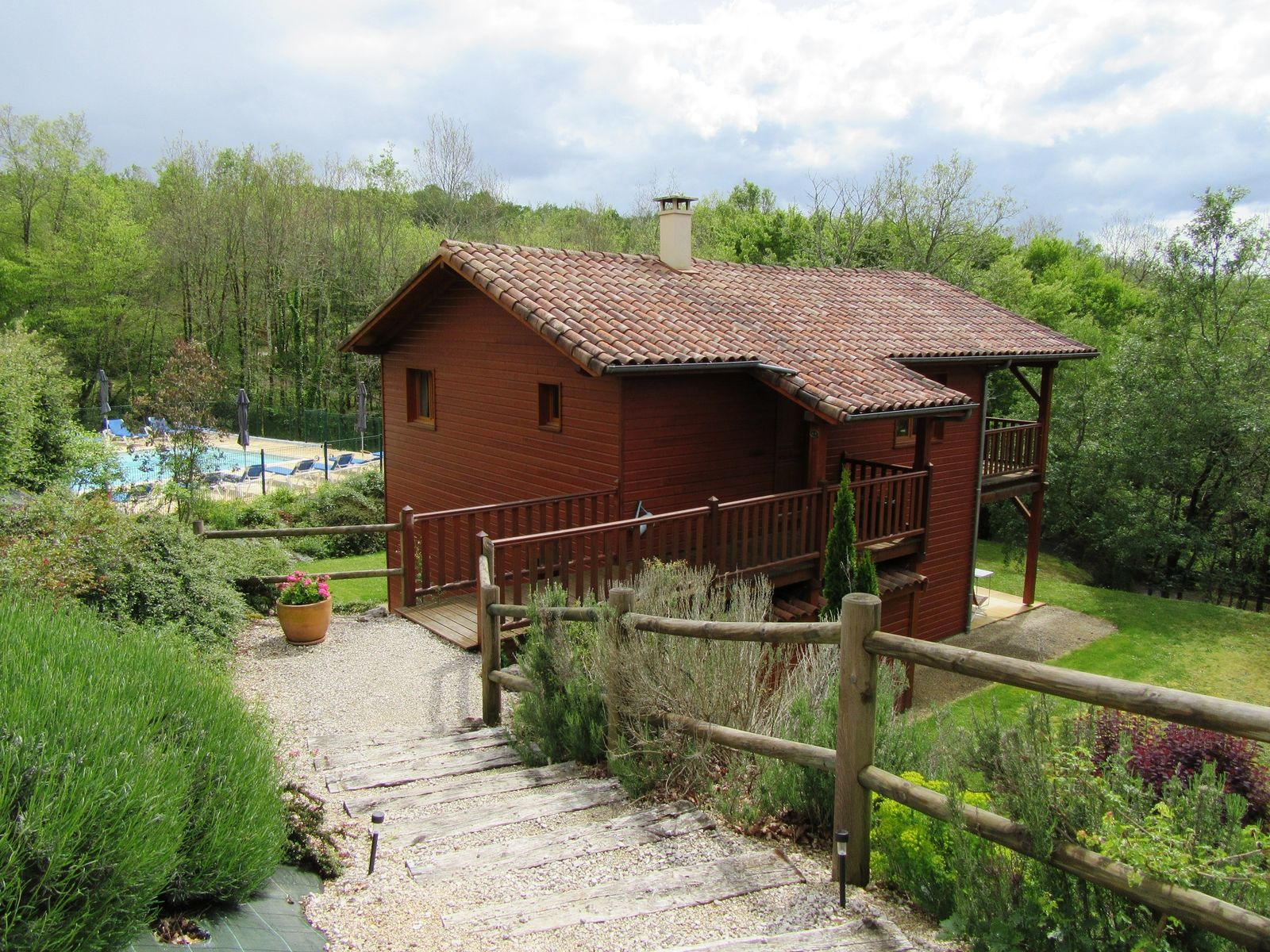 Afbeelding van Souillac Country Club - chalet Rocamadour Grand Confort