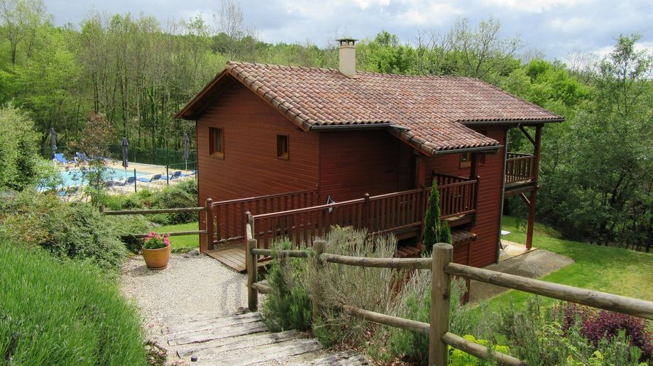 Souillac Country Club - chalet Rocamadour Grand Confort
