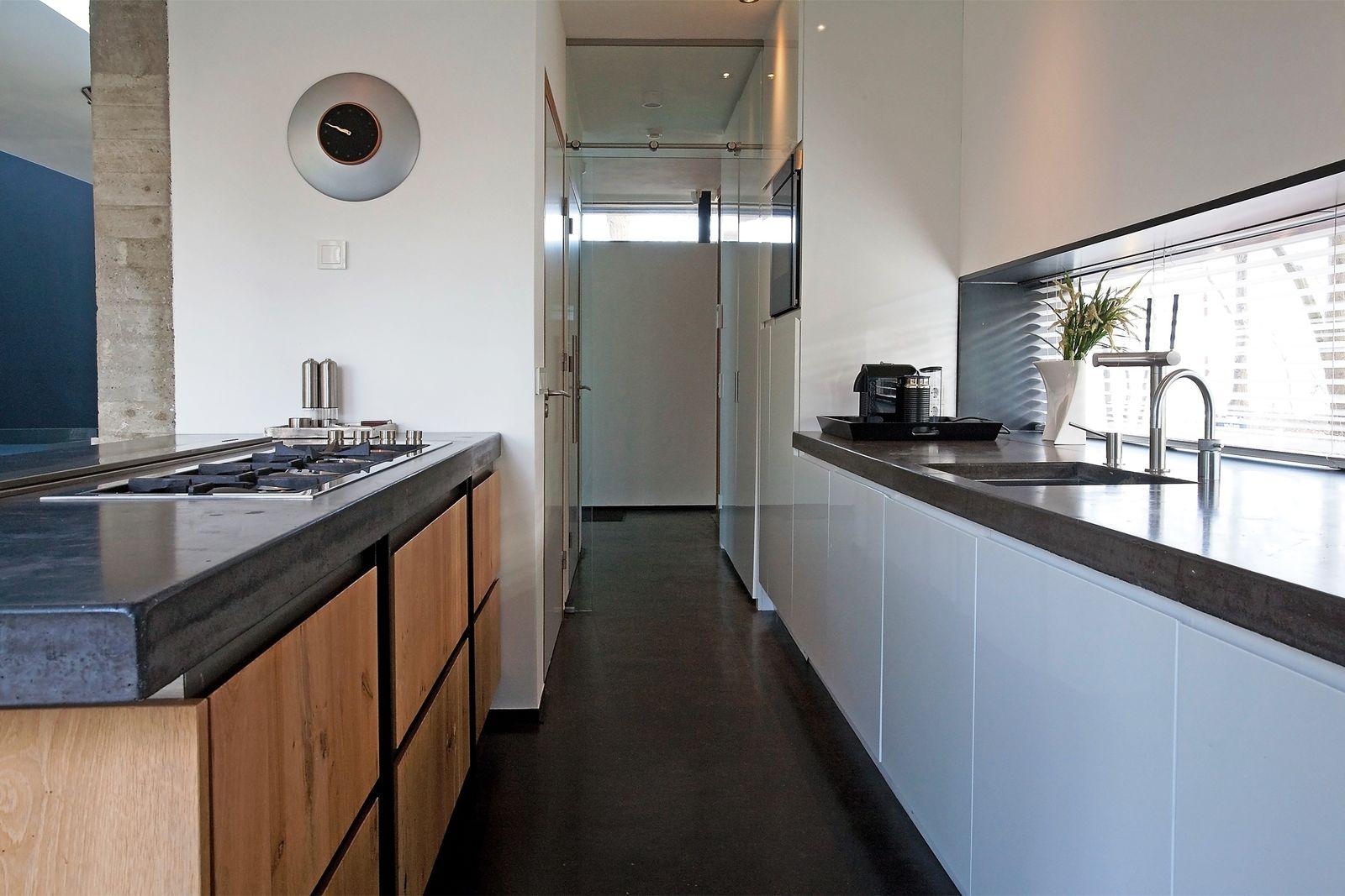 Afbeelding van Betonnen Boshuis - luxe design vakantiehuis in Brabant