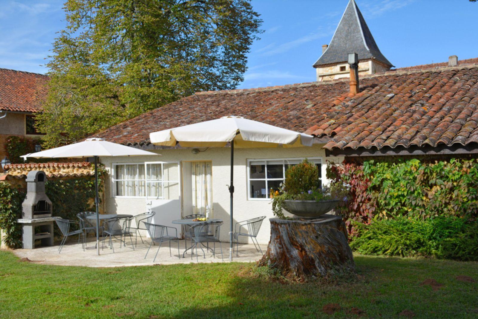 Afbeelding van Chateau Prayssac - Bakkershuis vrijstaand huis met zwembad