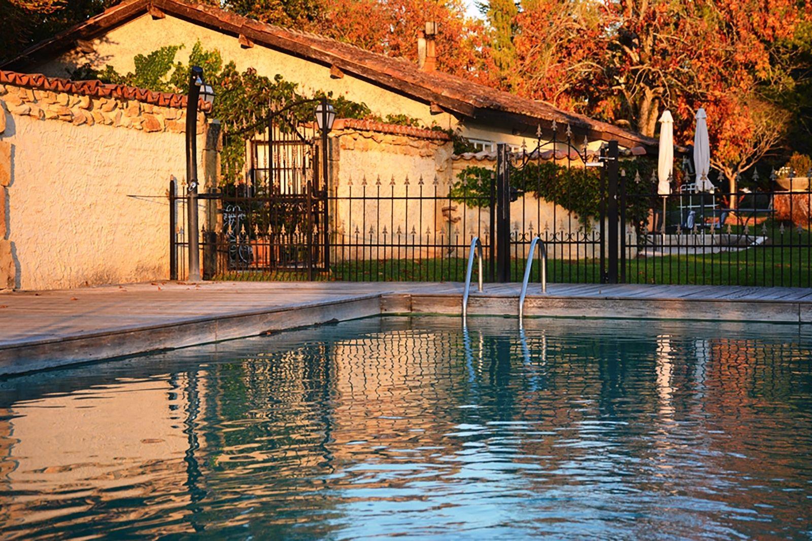 Afbeelding van Chateau Prayssac - A op kleinschalig vakantiepark met zwembad