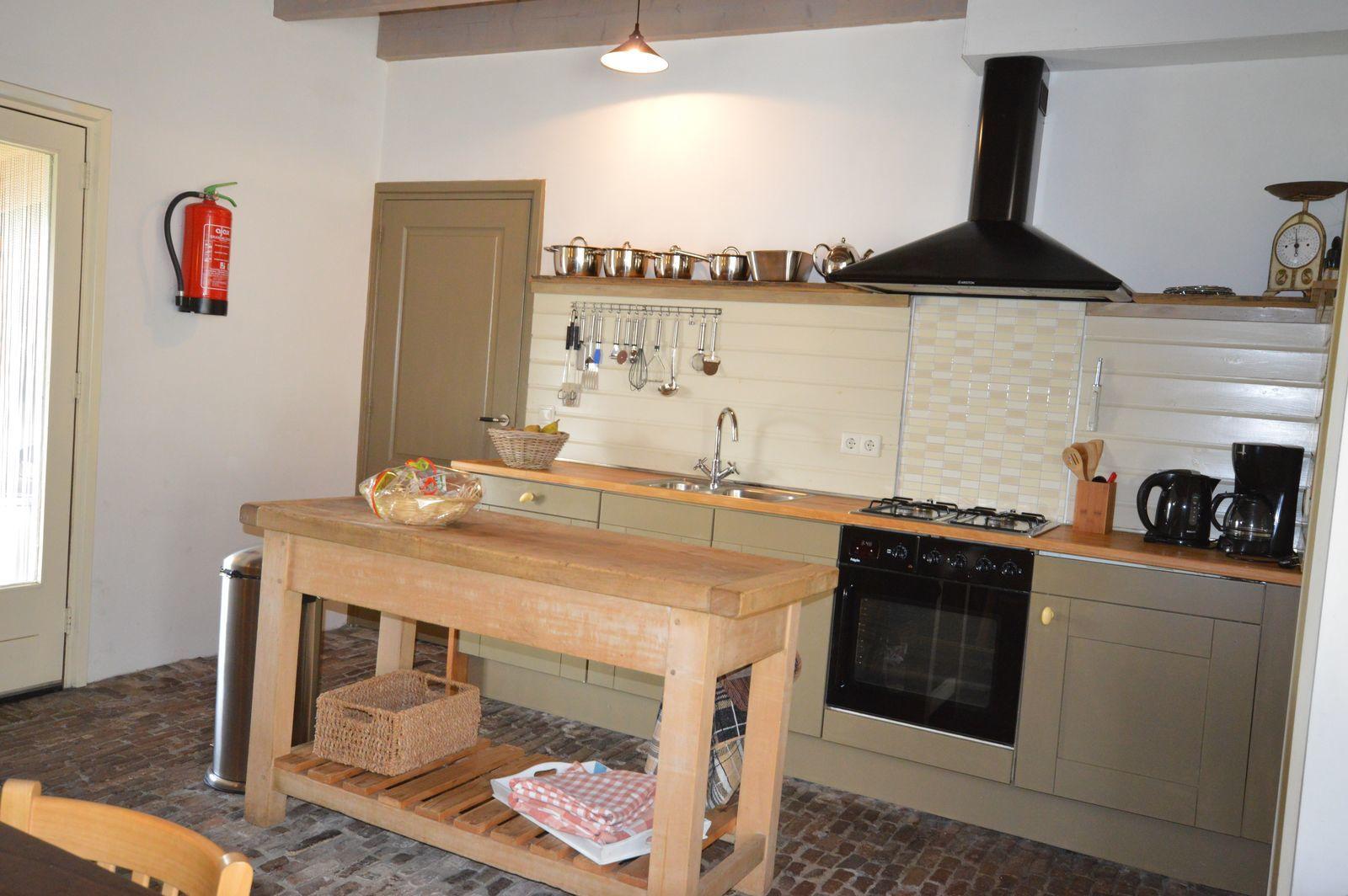 Ratelpopulier - Achterhuis & Voorhuis vakantiehuis Gelderland