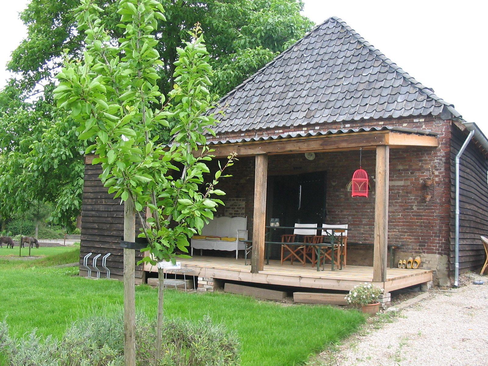 Afbeelding van Ratelpopulier - Achterhuis & Voorhuis vakantiehuis Gelderland