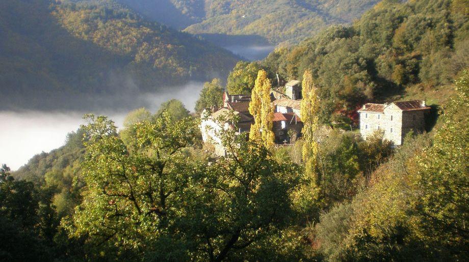 Cevenolse Mas gite Verdier - vakantie vieren middenin de natuur