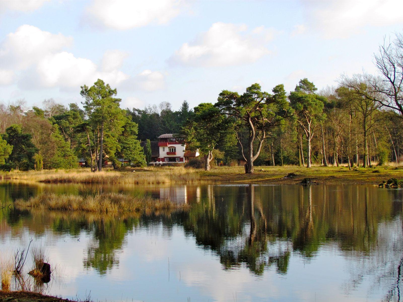 Afbeelding van Buitenplaets de Heide Woonhuis & Kapschuur