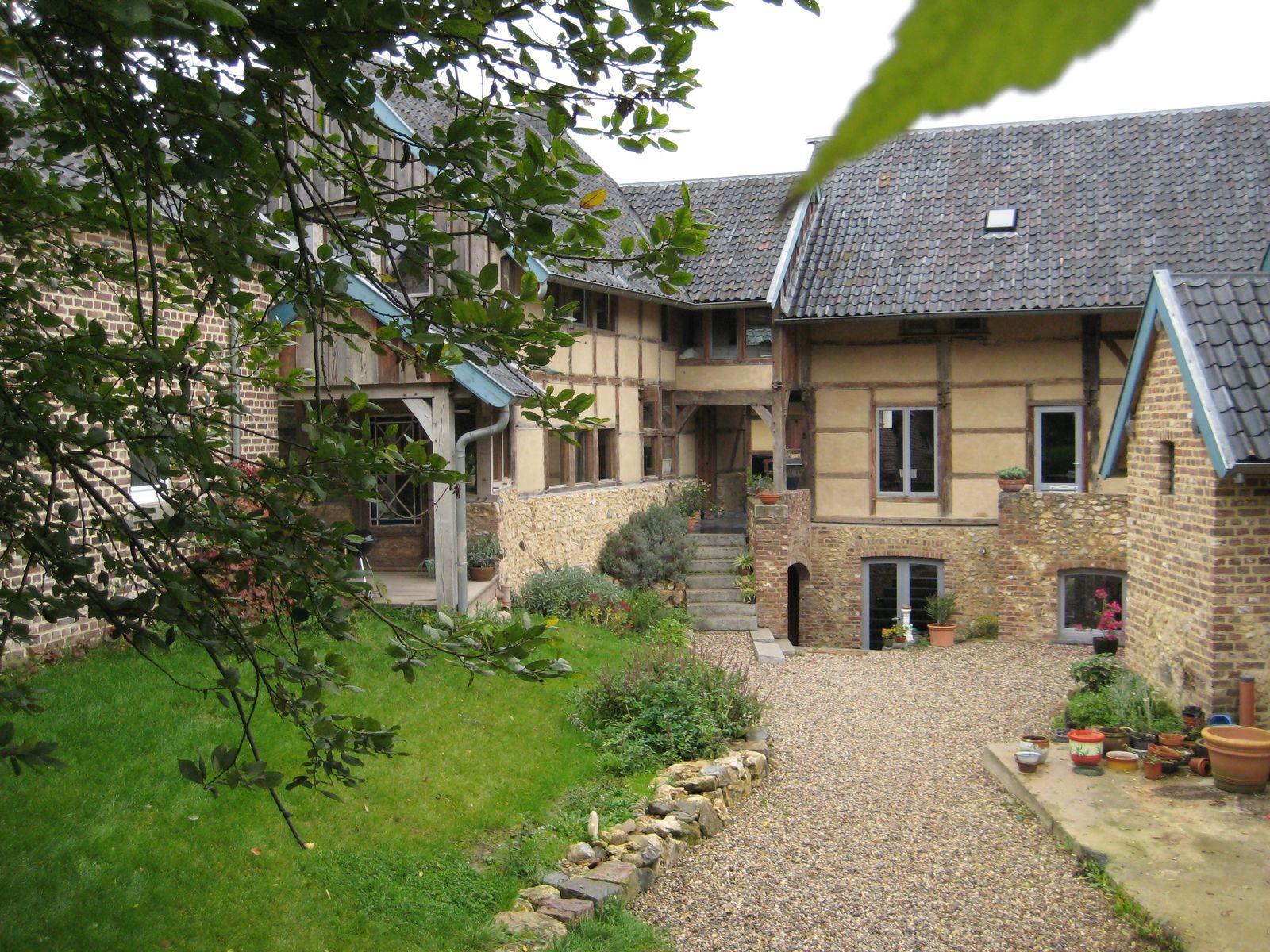 Afbeelding van Vakwerkhuis Oude Huis - vakantiehuis bij Maastricht, Aken, Luik
