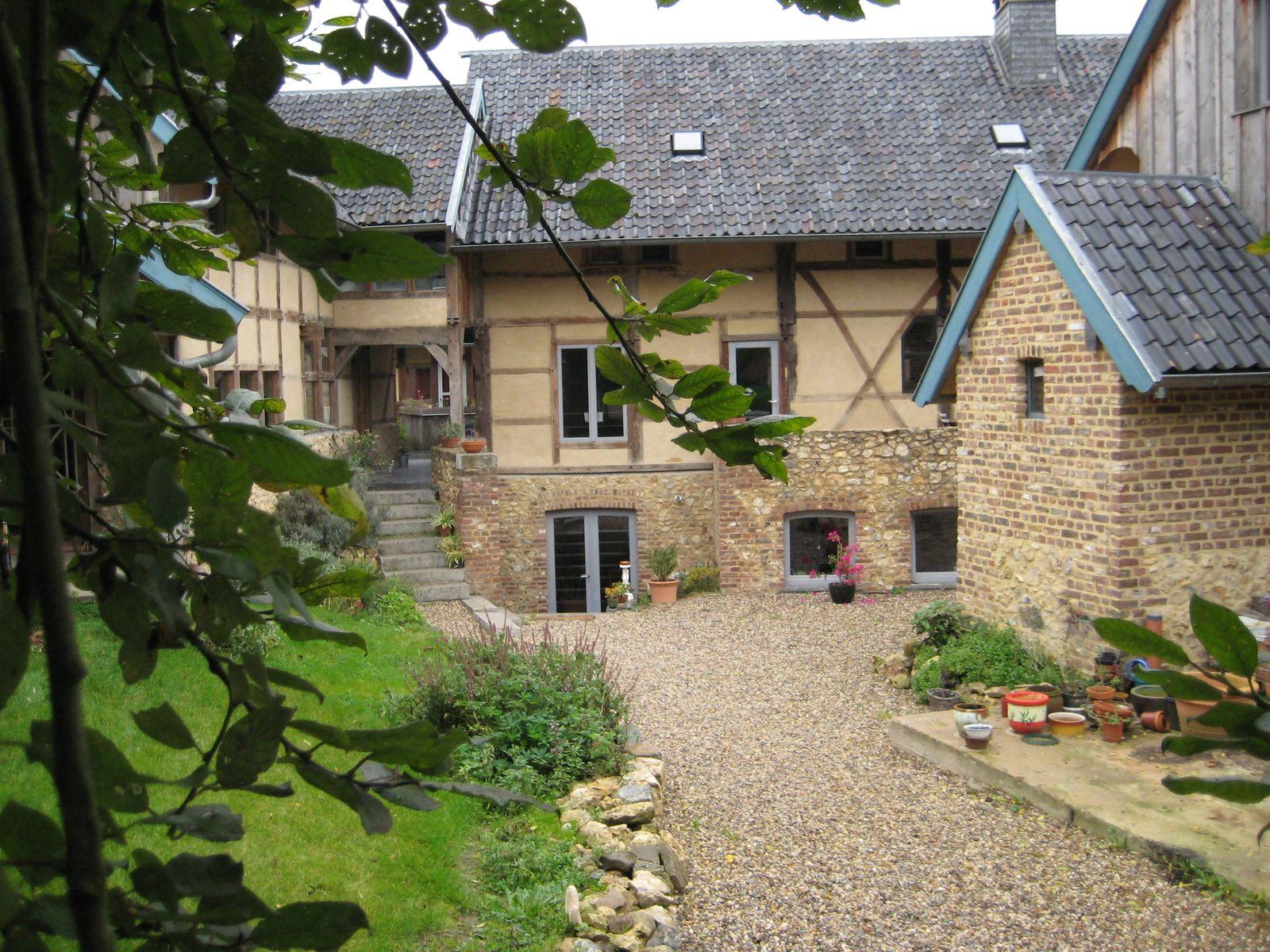 Afbeelding van Vakwerkhuis Wentelhuis - op vakantie in België