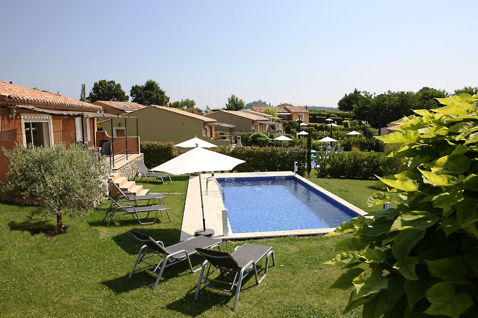 Park beaudine vakantiewoning t3 met prive zwembad in for Vakantiehuisjes met prive zwembad