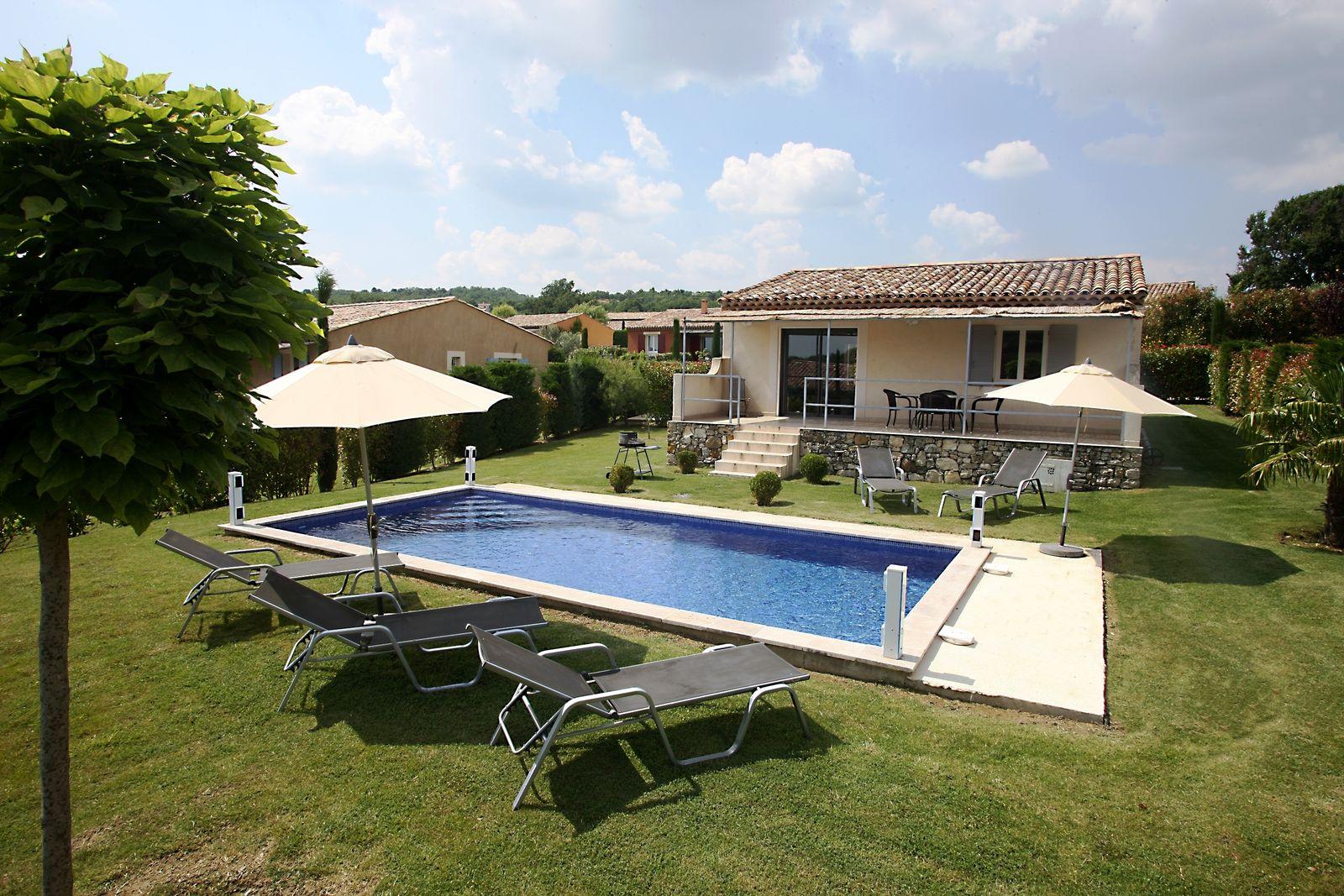 Afbeelding van Park Beaudine - vakantiewoning T3 met prive-zwembad in Zuid-Frankrijk