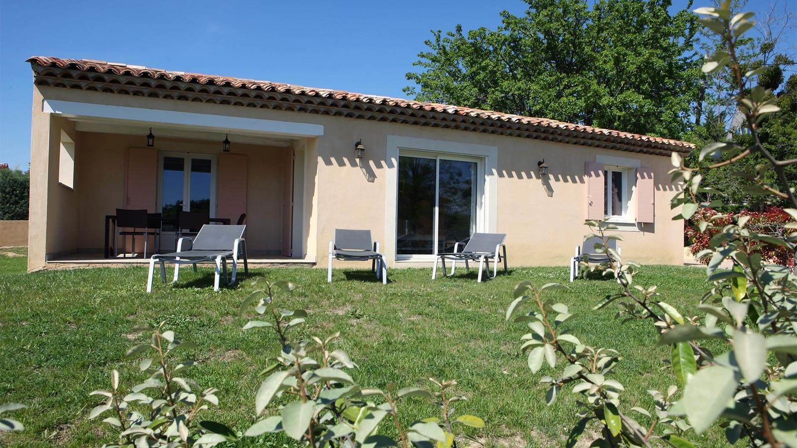 Afbeelding van Park Beaudine - villa T4 met gemeenschappelijk zwembad in de Provence