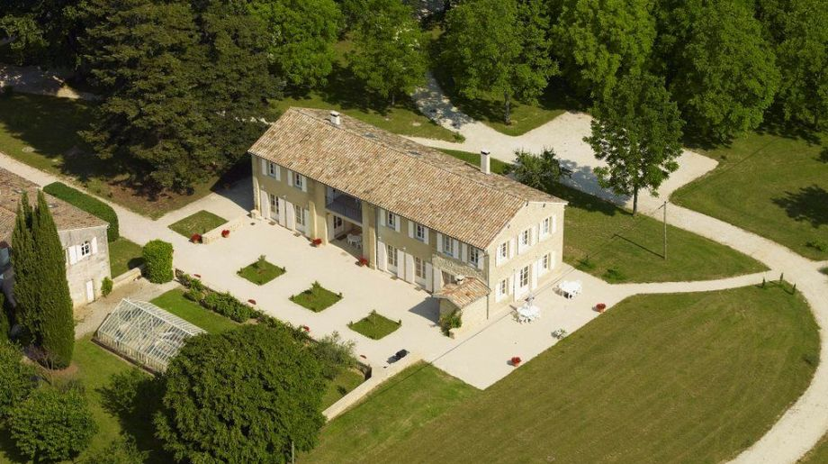 Domaine de Valence - Le Four a Pain vakantiehuis 10 personen Zui